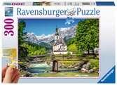 Ramsau, Bavaria, 300pc Puzzles;Adult Puzzles - Ravensburger
