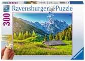 Bergwei Puzzels;Puzzels voor volwassenen - Ravensburger
