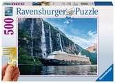 Mein Schiff 4 im Fjord      500p Puzzle;Erwachsenenpuzzle - Ravensburger