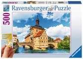 Rathaus, Bamberg Puzzle;Erwachsenenpuzzle - Ravensburger