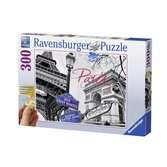Paris, mon Amour Puzzle;Puzzle adulte - Ravensburger