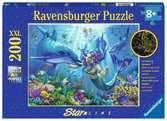 Leuchtendes Unterwasserparadies Puzzle;Kinderpuzzle - Ravensburger