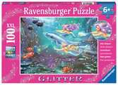 Little Mermaids Jigsaw Puzzles;Children s Puzzles - Ravensburger