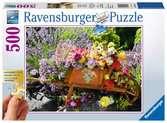 Bloemschikking Puzzels;Puzzels voor volwassenen - Ravensburger