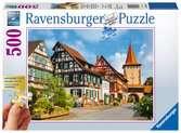 Charmante bourgade de Gegenbach Puzzle;Puzzles adultes - Ravensburger