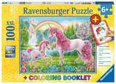 Magical Unicorns Jigsaw Puzzles;Children s Puzzles - Ravensburger