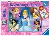 Bezaubernde Prinzessinnen Puzzle;Kinderpuzzle - Ravensburger