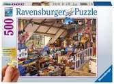 Oma's zolder Puzzels;Puzzels voor volwassenen - Ravensburger