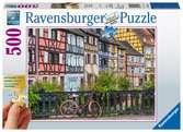 Colmar in Frankreich Puzzle;Erwachsenenpuzzle - Ravensburger
