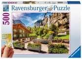 Lauterbrunnen Puzzle;Erwachsenenpuzzle - Ravensburger