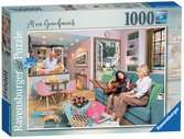At our Grandparents, 1000pc Puzzles;Adult Puzzles - Ravensburger