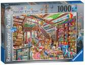 The Fantasy Toy Shop, 1000pc Puzzles;Adult Puzzles - Ravensburger