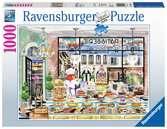 Paříži, dobré ráno 1000 dílků 2D Puzzle;Puzzle pro dospělé - Ravensburger