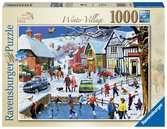 Leisure Days No.3 The Winter Village, 1000pc Puzzles;Adult Puzzles - Ravensburger