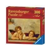 Chérubins / Raffaello Puzzle;Puzzle adulte - Ravensburger