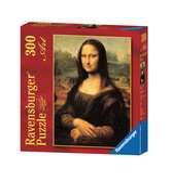 Puzzle 300 p Art collection - La Joconde / Léonard de Vinci Puzzle;Puzzle adulte - Ravensburger