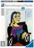 Portrait of Dora Maar     1000p Puslespil;Puslespil for voksne - Ravensburger
