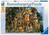 College of Magical Knowledge Jigsaw Puzzles;Adult Puzzles - Ravensburger