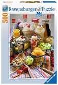 Desserts Puzzles;Puzzles pour adultes - Ravensburger