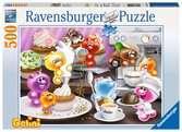 Frühstückskaffee Puzzle;Erwachsenenpuzzle - Ravensburger