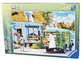 Happy Days at Work - The Baker, 500pc Puzzles;Adult Puzzles - Ravensburger