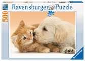 Tendre amitié Puzzle;Puzzle adulte - Ravensburger