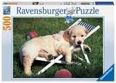 Golden Retriever Puzzle;Erwachsenenpuzzle - Ravensburger