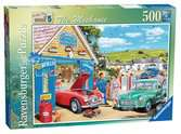 Happy Days at Work - The Mechanic, 500pc Puzzles;Adult Puzzles - Ravensburger