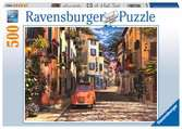 In the Heart of Southern France, 500pc Puslespil;Puslespil for voksne - Ravensburger