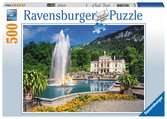 Schloss Linderhof Puzzle;Erwachsenenpuzzle - Ravensburger