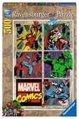 Les aventures des Avengers Puzzle;Puzzle adulte - Ravensburger