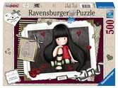 Puzzle 500 p - The Collector / Gorjuss Puzzle;Puzzle adulte - Ravensburger