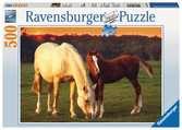 Paarden Puzzels;Puzzels voor volwassenen - Ravensburger