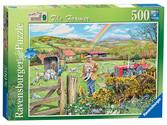 FARMER 500EL Puzzle;Puzzle dla dzieci - Ravensburger