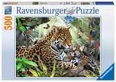 Jaguar Puzzels;Puzzels voor volwassenen - Ravensburger