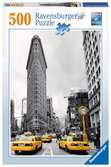 Flat Iron New-York City Puzzle;Puzzle adulte - Ravensburger