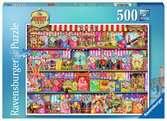 The Sweet Shop, 500pc Puzzles;Adult Puzzles - Ravensburger