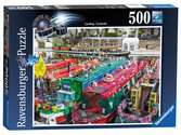 Photo Gallery #8 - Canalway Cavalcade, London 500pc Puzzles;Adult Puzzles - Ravensburger