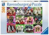 Puppy Pals Jigsaw Puzzles;Adult Puzzles - Ravensburger
