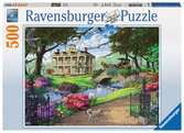 Visiting the Mansion Jigsaw Puzzles;Adult Puzzles - Ravensburger