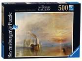 National Gallery Turner, The Fighting Temeraire, 500pc Puzzles;Adult Puzzles - Ravensburger