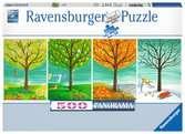 Four Seasons Jigsaw Puzzles;Adult Puzzles - Ravensburger
