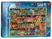 Toy Wonderama, 500pc Puzzles;Adult Puzzles - Ravensburger