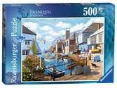 Tranquil Harbour, 500pc Puzzles;Adult Puzzles - Ravensburger