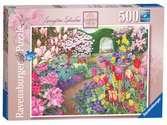 Garden Vistas No.1, Springtime Splendour, 500pc Puzzles;Adult Puzzles - Ravensburger