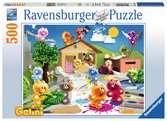Gelini: Fröhliche Bastelrunde Puzzle;Erwachsenenpuzzle - Ravensburger