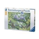 Songe d une nuit d été Puzzle;Puzzle adulte - Ravensburger