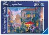Mickey et Minnie à Venise Puzzle;Puzzle adulte - Ravensburger