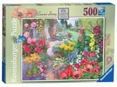 Garden Vistas No.2 - Summer Breeze, 500pc Puzzles;Adult Puzzles - Ravensburger