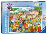 Best of British No 17, School Sports Day, 500pc Puzzles;Adult Puzzles - Ravensburger